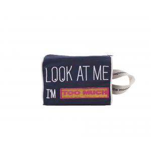Mooders - BU205 - Trousse Moodcase marine Patch TOO MUCH (384398)