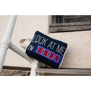 Mooders - MC008 - Trousse marine en coton bio brodée Look at me I'M... (384808)