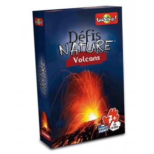 Bioviva - 60282536 - Défis Nature - Volcans - Age 7+ (385030)