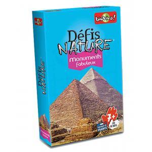 Bioviva - 200561 - Jeux de défis - Défis Nature - Monuments fabuleux (385040)