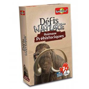 Bioviva - 282673 - Jeux de défis - Défis Nature - Animaux préhistoriques (385048)