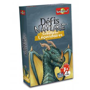 Bioviva - 282628 - Jeux de défis - Défis Nature - Créatures légendaires (385050)