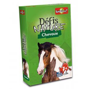 Bioviva - 282611 - Jeux de défis - Défis Nature - Chevaux (385054)