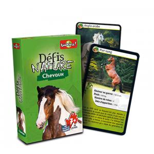 Bioviva - 282611 - Défis Nature - Chevaux  - Age 7+ (385054)
