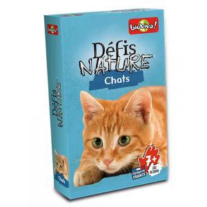 Bioviva - 282642 - Jeux de défis - Défis Nature - Chats (385056)