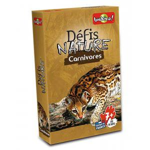 Bioviva - 280020 - Jeux de défis - Défis Nature - Carnivores (385068)