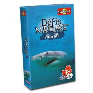 Bioviva - 280013 - Jeux de défis - Défis Nature - Animaux marins (385070)