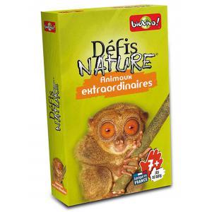 Bioviva - 286015 - Défis Nature - Animaux extraordinaires  - Age 7+ (385074)