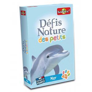 Bioviva - 286046 - Défis Nature des Petits - Mer  - Age 4+ (385090)