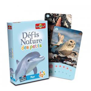Bioviva - 60286046 - Défis Nature des Petits - Mer  - Age 4+ (385090)