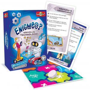 Bioviva - 200530 - Jeux d'énigmes - Les Enigmes - Nouvelles technologies (385100)