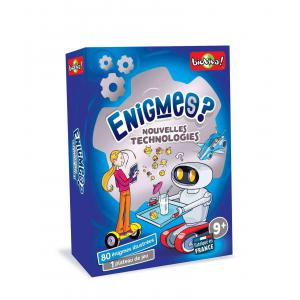 Bioviva - 200530 - Enigmes - Nouvelles technologies - Age 9+ (385100)