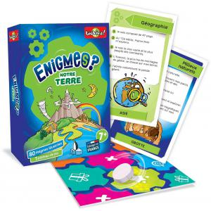 Bioviva - 200424 - Jeux d'énigmes - Les Enigmes - Notre Terre (385102)
