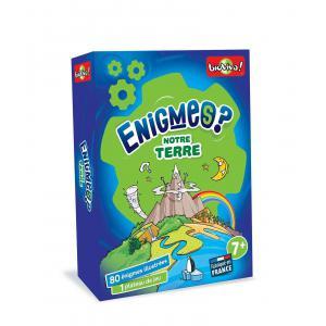 Bioviva - 200424 - Enigmes - Notre Terre  - Age 7+ (385102)