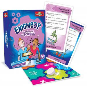 Bioviva - 200486 - Jeux d'énigmes - Les Enigmes - Mystères de la science (385104)