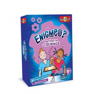Bioviva - 200486 - Enigmes - Mystères de la science  - Age 9+ (385104)