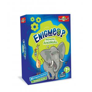 Bioviva - 60200400 - Enigmes - Monde animal  - Age 7+ (385106)