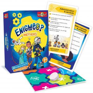 Bioviva - 200547 - Jeux d'énigmes - Les Enigmes - Métiers (385108)