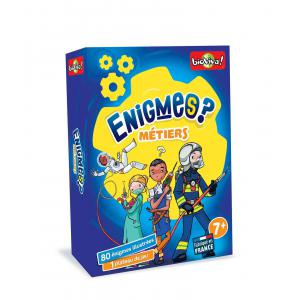 Bioviva - 200547 - Enigmes - Métiers - Age 7+ (385108)