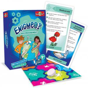 Bioviva - 200479 - Jeux d'énigmes - Les Enigmes - Environnement (385110)