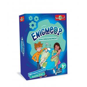 Bioviva - 60200479 - Enigmes - Environnement - Age 9+ (385110)