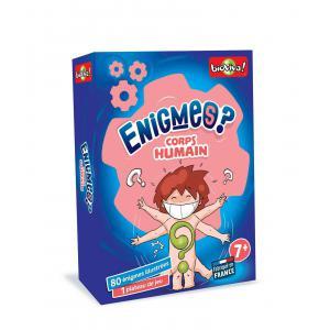 Bioviva - 60200462 - Enigmes - Corps humain  - Age 7+ (385112)