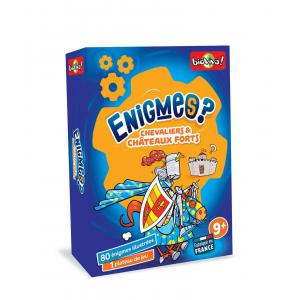 Bioviva - 60200448 - Enigmes - Chevaliers et châteaux forts  - Age 9+ (385114)
