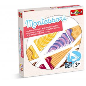 Bioviva - 60111201 - Mes associations Montessori - Je touche - Age 3+ (385166)