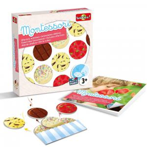 Bioviva - 111225 - Activités pour grandir - Mes associations Montessori - Je sens (385170)