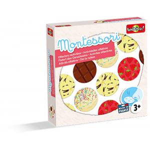 Bioviva - 60111225 - Mes associations Montessori - Je sens  - Age 3+ (385170)