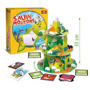 Bioviva - 282550 - Jeux coopératifs - Sauve moutons (385188)