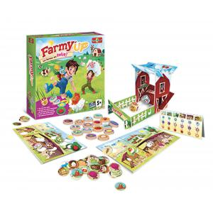 Bioviva - 282437 - Jeux d'ambiance - Farmy up (385204)