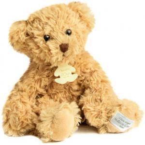 Histoire d'ours - HO2873 - Peluche ours vintage - taille 27 cm (385810)