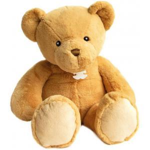Histoire d'ours - HO2910 - Peluche ours titours - miel - taille 75 cm (385842)