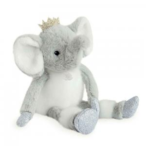 Histoire d'ours - HO2845 - Collection Happy Family - TWIST - Elfy  25 cm (éléphant) (385888)