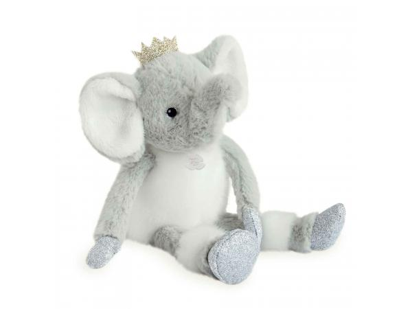 Collection happy family - twist - elfy 25 cm (éléphant)