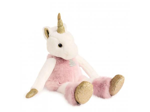 Collection happy family - twist - licorne 35 cm