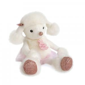 Histoire d'ours - HO2842 - Collection Happy Family - TWIST - Roxane 25 cm (caniche) (385900)