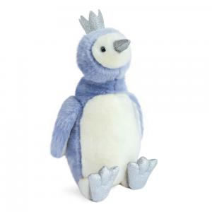 Histoire d'ours - HO2863 - Collection Je Rêve ! - PIGLOO bleu 50 cm (385914)
