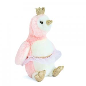 Histoire d'ours - HO2860 - Pigloo rose - 30 cm (385918)