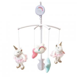 Doudou et compagnie - DC3436 - Mobile musical licorne (385926)