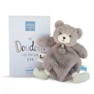 Doudou et compagnie - DC3407 - Doudou ours unicef (385942)