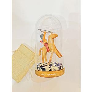 Mobilisation Générale - petit-07 - Veilleuse cloche Playmobil - Nagawika - H20 cm x Diam.10 cm (385958)
