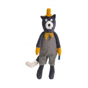 Moulin Roty - 666020 - Poupée chat gris Alphonse Les Moustaches (386152)
