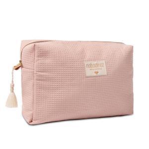 Nobodinoz - N107684 - Trousse waterproof Diva 25x16x10 cm misty pink (386424)