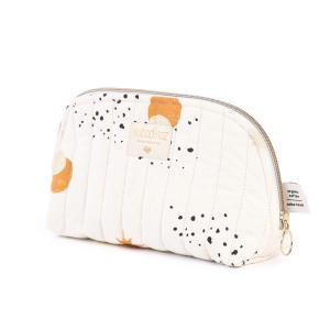Nobodinoz - N105505 - Trousse de toilette Holiday 14x23 cm sunset eclipse - natural (387590)