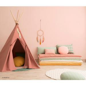 Nobodinoz - N086835 - Tipi Arizona 158 h x147 dolce vita pink (388180)