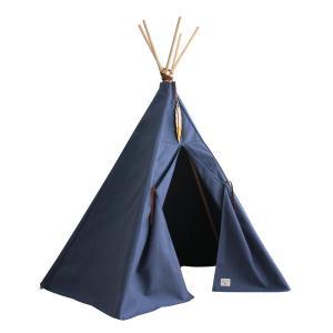Nobodinoz - N086866 - Tipi Nevada 158 h x 120 aegean blue (388184)
