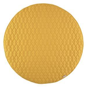 Nobodinoz - N088013 - Tapis Kiowa 105 cm farniente yellow (388280)