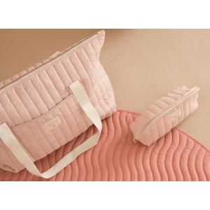 Nobodinoz - N088037 - Tapis Kiowa 105 cm dolce vita pink (388284)
